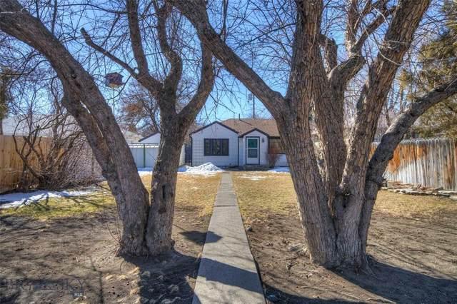 325 N 2nd Street, Livingston, MT 59047 (MLS #355554) :: L&K Real Estate