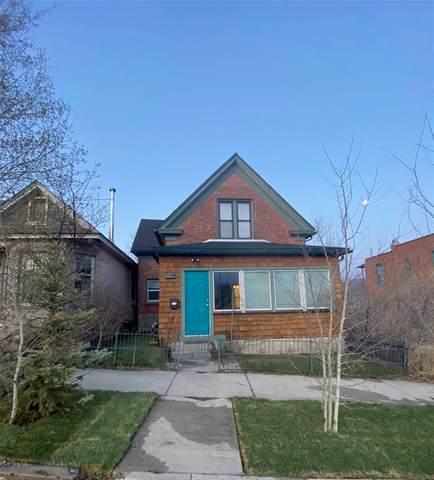 318 S Jackson, Butte, MT 59701 (MLS #355565) :: Hart Real Estate Solutions