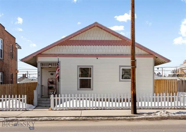 819 S Main Street, Butte, MT 59701 (MLS #355567) :: Hart Real Estate Solutions