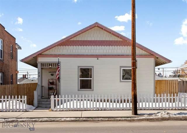 819 S Main Street, Butte, MT 59701 (MLS #355567) :: L&K Real Estate