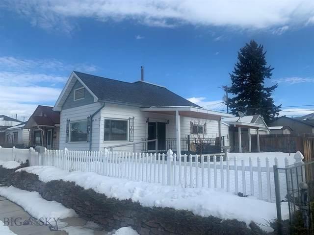 2016 Roberts Street, Butte, MT 59701 (MLS #355573) :: Coldwell Banker Distinctive Properties
