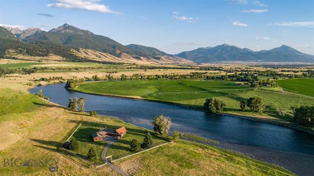 2375 East River Road, Livingston, MT 59047 (MLS #355581) :: L&K Real Estate