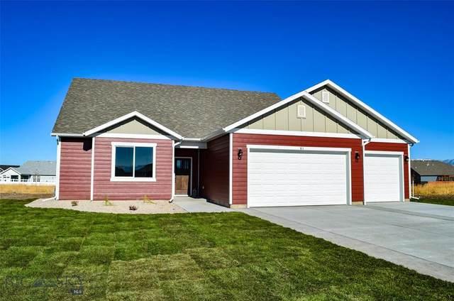 1014 Floyd Way, Livingston, MT 59047 (MLS #355584) :: L&K Real Estate
