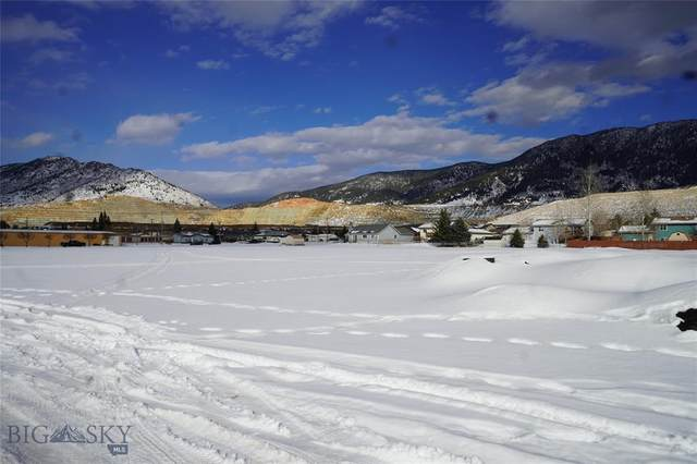 TBD Banks Avenue, Butte, MT 59701 (MLS #355586) :: Coldwell Banker Distinctive Properties
