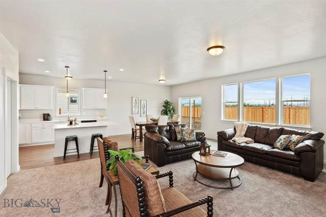 1012 Floyd Way, Livingston, MT 59047 (MLS #355593) :: L&K Real Estate