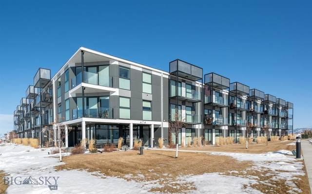 476 Enterprise Boulevard #220, Bozeman, MT 59718 (MLS #355594) :: Coldwell Banker Distinctive Properties