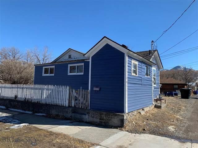 314 E Clark Street, Livingston, MT 59047 (MLS #355605) :: L&K Real Estate
