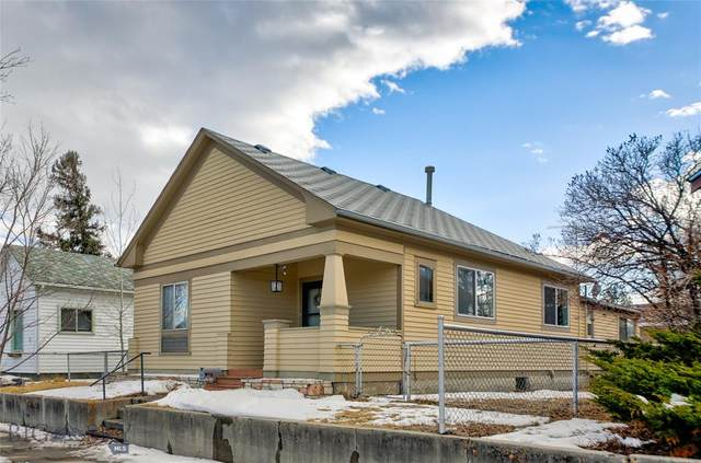 109 N H Street, Livingston, MT 59047 (MLS #355608) :: L&K Real Estate