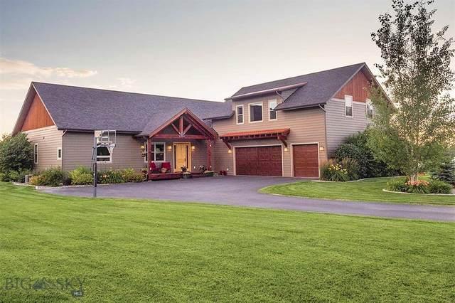 244 Creekside Drive, Bozeman, MT 59718 (MLS #355614) :: Montana Life Real Estate