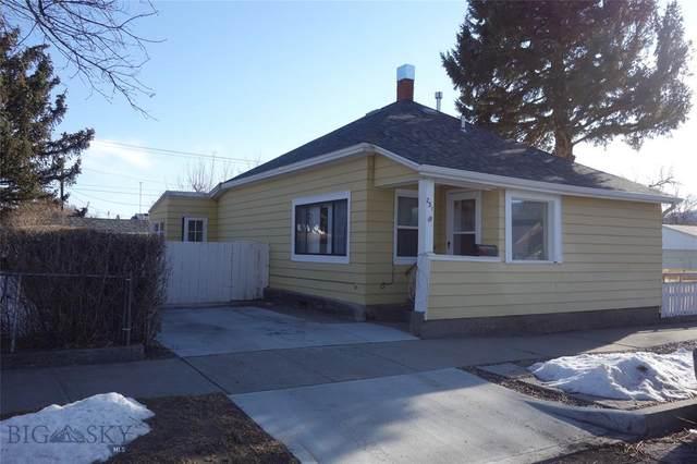 231 S G, Livingston, MT 59047 (MLS #355622) :: L&K Real Estate