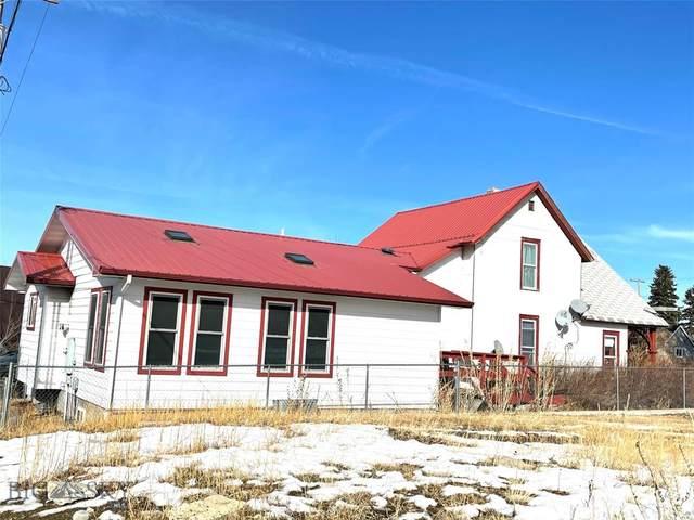 205 1st Avenue Se SE, White Sulphur Springs, MT 59645 (MLS #355632) :: L&K Real Estate