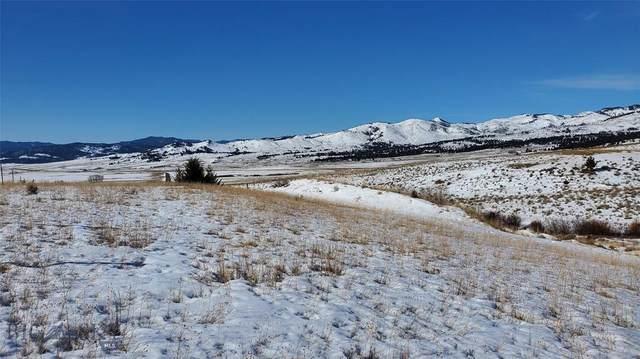 TBD Boulder Frontage Road, Boulder, MT 59632 (MLS #355641) :: Hart Real Estate Solutions