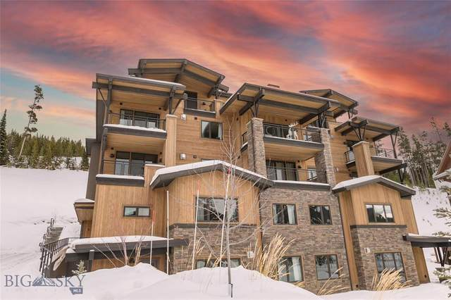 2B Summit View Drive 401B, Big Sky, MT 59716 (MLS #355643) :: L&K Real Estate