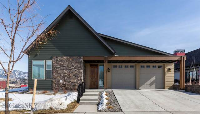 1308 Post Drive, Bozeman, MT 59715 (MLS #355653) :: Coldwell Banker Distinctive Properties