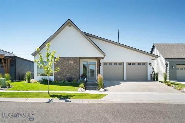834 Josephine Drive, Bozeman, MT 59715 (MLS #355655) :: Montana Home Team