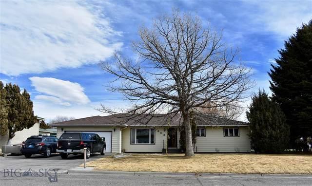 605 Robin Lane, Livingston, MT 59047 (MLS #355675) :: L&K Real Estate