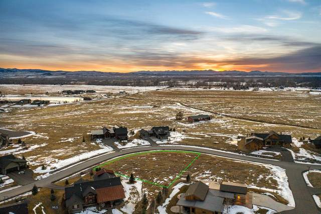 TBD (Lot 89) Black Bull Trail, Bozeman, MT 59718 (MLS #355683) :: Coldwell Banker Distinctive Properties
