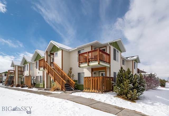 1112 Longbow Lane 3E, Bozeman, MT 59718 (MLS #355697) :: Montana Home Team