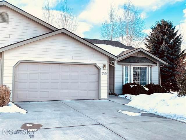 4040 Ravalli Street #79, Bozeman, MT 59718 (MLS #355715) :: L&K Real Estate