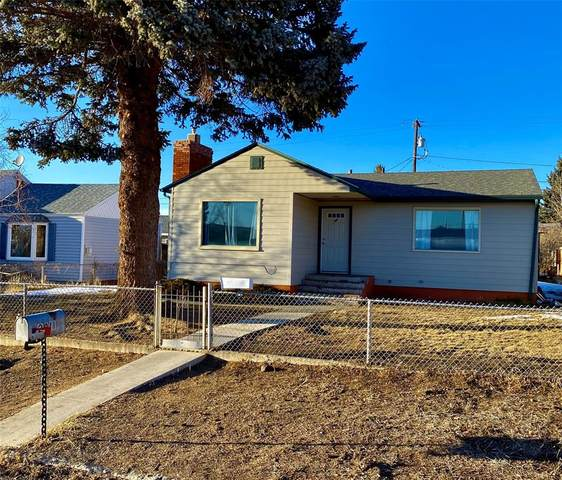 2911 Harvard Avenue, Butte, MT 59701 (MLS #355716) :: L&K Real Estate