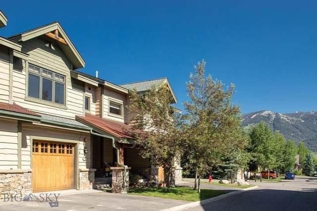 22 Limber Pine Place #4, Big Sky, MT 59716 (MLS #355718) :: Coldwell Banker Distinctive Properties