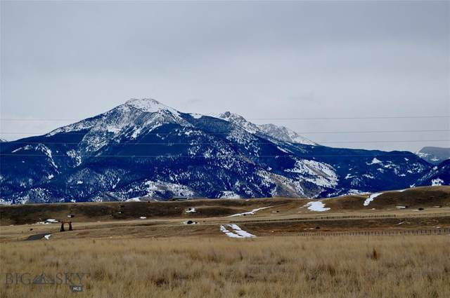 TBD Golden Pony Trail, Emigrant, MT 59027 (MLS #355721) :: L&K Real Estate