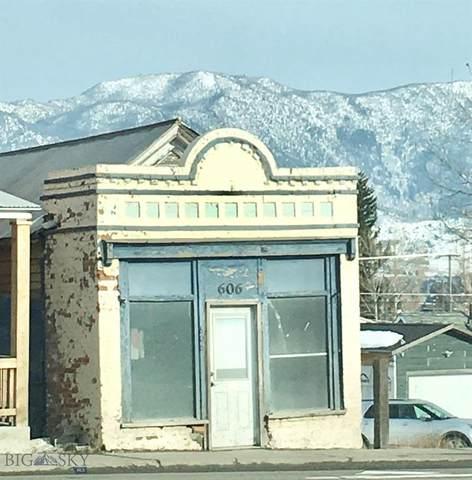 606 S Montana Street, Butte, MT 59701 (MLS #355723) :: Black Diamond Montana