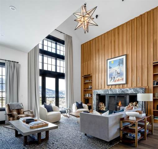 81 Moose Hill Road #81, Big Sky, MT 59716 (MLS #355732) :: Berkshire Hathaway HomeServices Montana Properties