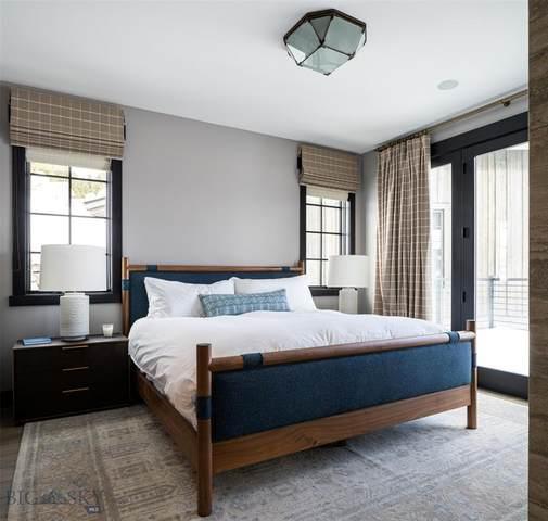 86 Moose Hill Road #86, Big Sky, MT 59716 (MLS #355734) :: Berkshire Hathaway HomeServices Montana Properties