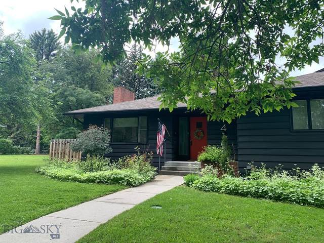 1419 S 3rd Ave, Bozeman, MT 59715 (MLS #355741) :: Coldwell Banker Distinctive Properties