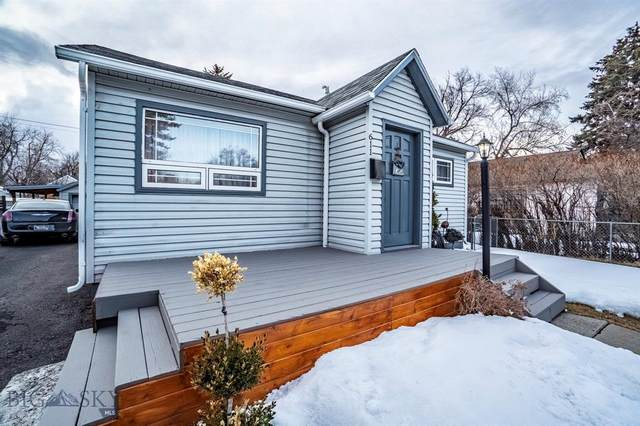 611 N Willson, Bozeman, MT 59715 (MLS #355744) :: Montana Home Team