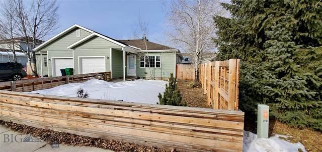 421 N Hunters Way, Bozeman, MT 59718 (MLS #355763) :: Coldwell Banker Distinctive Properties