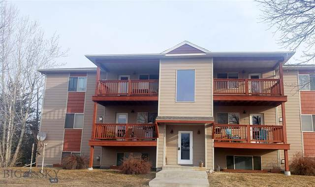 3409 Fallon Street 2A, Bozeman, MT 59718 (MLS #355765) :: Coldwell Banker Distinctive Properties