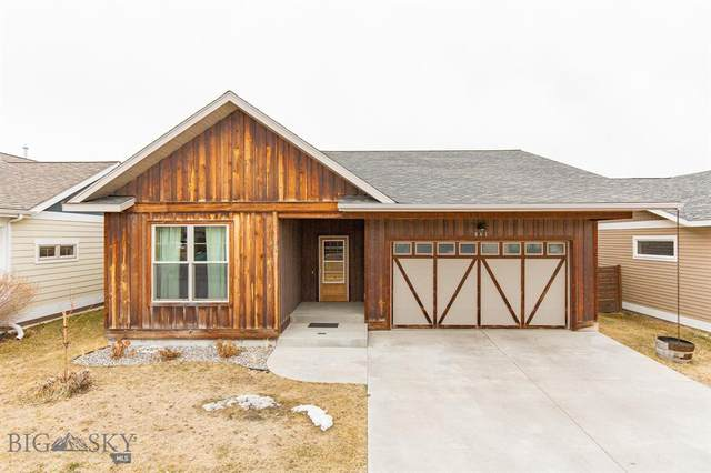 941 Advance Drive, Bozeman, MT 59718 (MLS #355771) :: Coldwell Banker Distinctive Properties