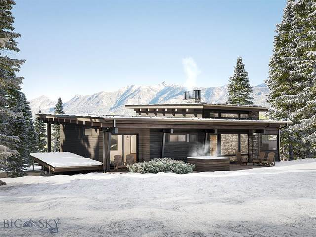 TBD Speedwell Drive 8C, Big Sky, MT 59716 (MLS #355784) :: L&K Real Estate