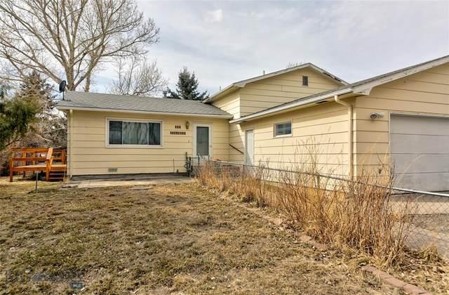 203 Chestnut Lane, Livingston, MT 59047 (MLS #355785) :: Coldwell Banker Distinctive Properties