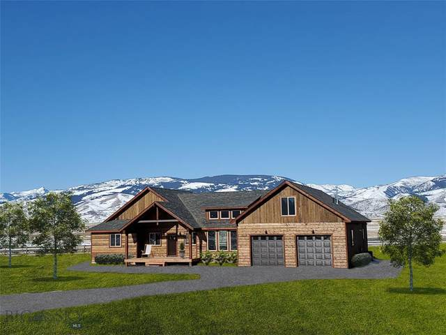 23 Obsidian Lane, Livingston, MT 59047 (MLS #355796) :: L&K Real Estate