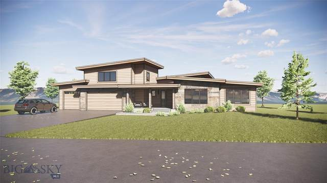 490 Braveheart Loop, Bozeman, MT 59718 (MLS #355797) :: Coldwell Banker Distinctive Properties