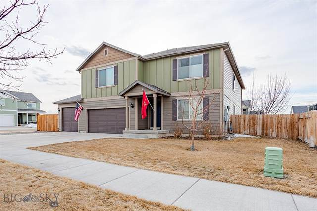 281 Mammoth Fork Drive, Bozeman, MT 59718 (MLS #355798) :: Coldwell Banker Distinctive Properties