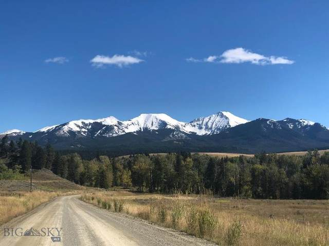 TBD Shields River Road, Wilsall, MT 59086 (MLS #355801) :: Montana Life Real Estate