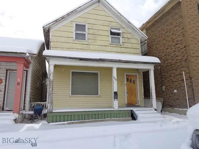 503 E 3rd, Anaconda, MT 59711 (MLS #355833) :: L&K Real Estate