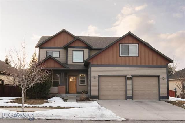 3237 Hillcrest Drive, Bozeman, MT 59715 (MLS #355842) :: Hart Real Estate Solutions