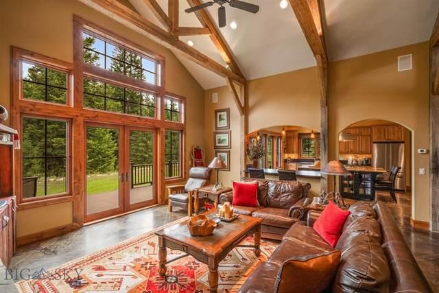 1024 Beaver Creek Road, Big Sky, MT 59730 (MLS #355851) :: Hart Real Estate Solutions