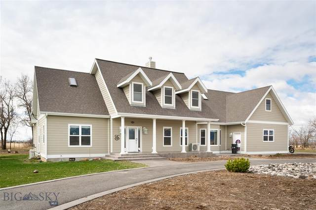 555 Mary Road, Bozeman, MT 59718 (MLS #355861) :: Hart Real Estate Solutions