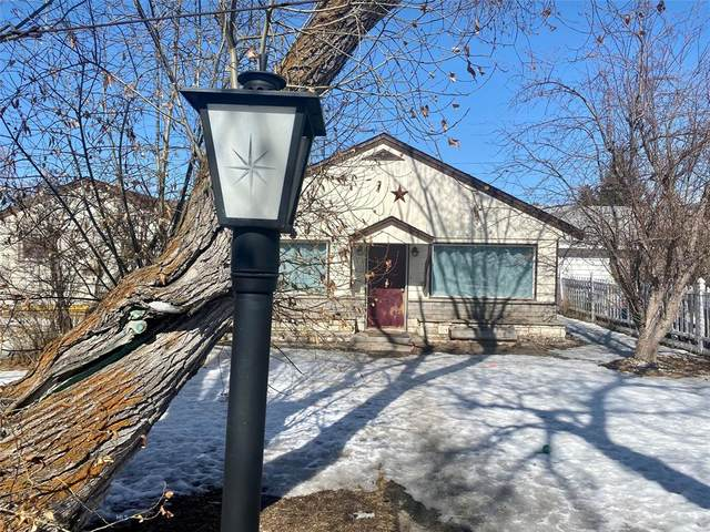 1131 Hobson Avenue, Butte, MT 59701 (MLS #355862) :: Coldwell Banker Distinctive Properties