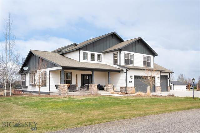 27 Candlelight, Bozeman, MT 59718 (MLS #355863) :: Hart Real Estate Solutions