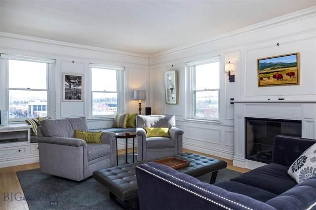 105 W Main Street 6A, Bozeman, MT 59715 (MLS #355877) :: Coldwell Banker Distinctive Properties