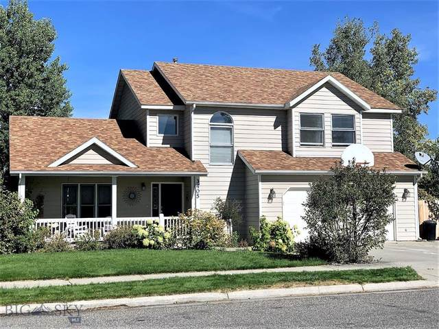 3405 Ravalli Street, Bozeman, MT 59718 (MLS #355904) :: L&K Real Estate