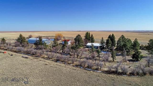 1256 Harvest Road, Ledger, MT 59456 (MLS #355909) :: L&K Real Estate