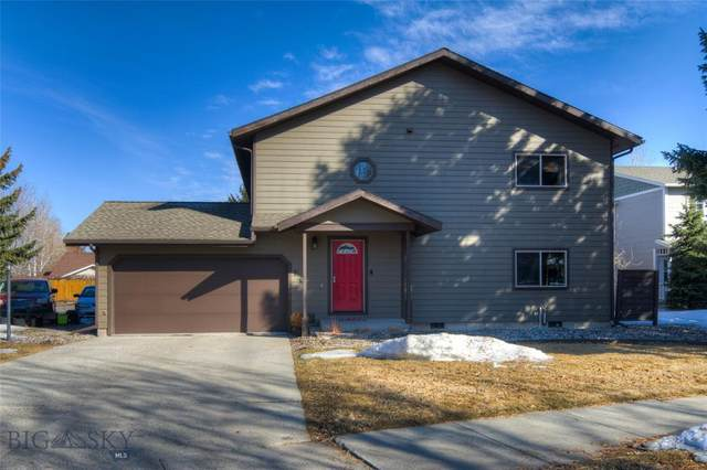 1718 S Black Avenue E, Bozeman, MT 59715 (MLS #355954) :: Coldwell Banker Distinctive Properties